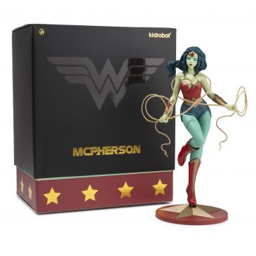 Wonder Woman Release Post By The Toy Viking!