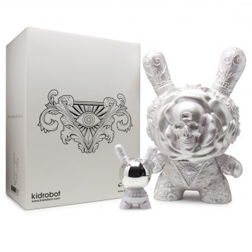 Kidrobot's Throwback Thursday: Clairvoyant Dunny