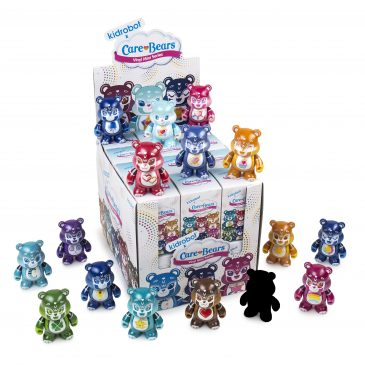 The Care Bears Mini Series And Enamel Pin Series Online Now!