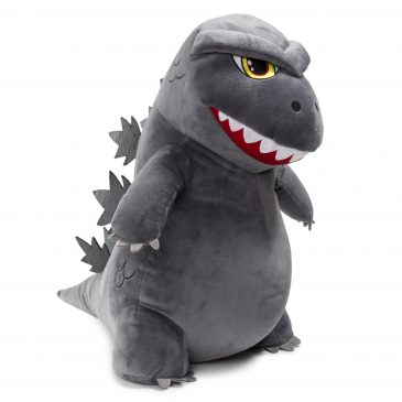 The Kidrobot Godzilla and Slimer Hug Me Online Now!