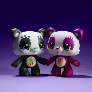 Care Bears x Linda Panda: Perfect & Polite Panda Online Now!