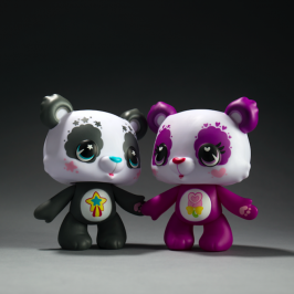 The Toy Viking On Linda Panda Care Bear Available Online Now!
