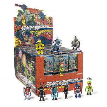 Transformers vs. GI Joe Keychains Available Online Now.
