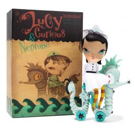 The Lucy Curious Medium Figure Available Now!