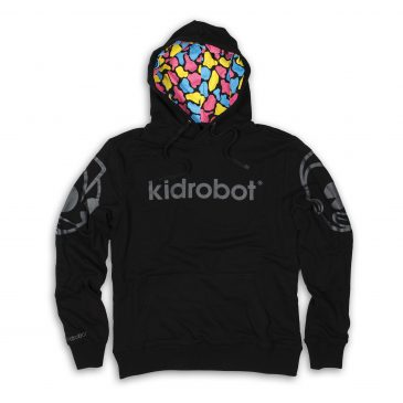 Kidrobot Hoodies and Letterman Jacket Available Online Now!