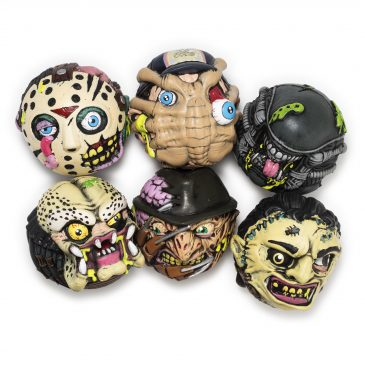 MadBalls Horror Balls Foam Series Released On Kidrobot.com