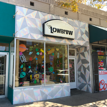 Retailer Spotlight: Lowbrow In Denver!