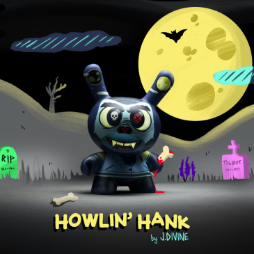The Wild Ones: Josh Divine's Howlin' Hank