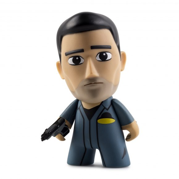 "Kidrobot x The Expanse 7"" figure"