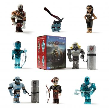 God of War Mini Series Available Now!