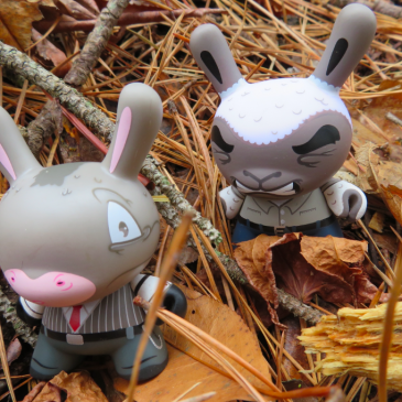 The Wild Ones! The Toy Viking on Igor Ventura Dunnys
