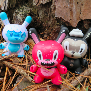 The Wild Ones Dunny – Squink by The Toy Viking