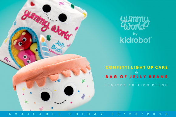 Yummy World XL Plush