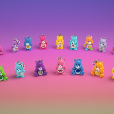 Throwback Thursday Care Bears Capsule.