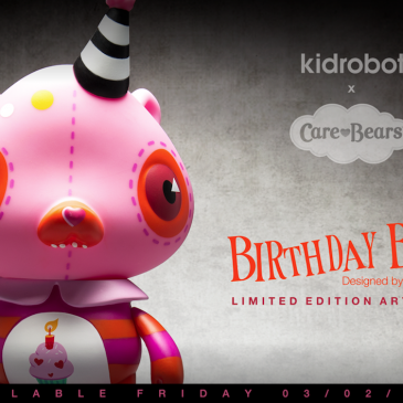 Care Bears Birthday Bear by Kathie Olivas