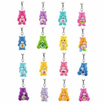 Kidrobot x Care Bears Keychain Series 2 Online Now!