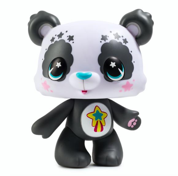 Kidrobot x Care Bears Polite Panda by Linda Panda