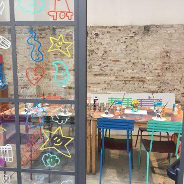 Kidrobot Artist WuzOne Explains Creativity & DIY Workshops