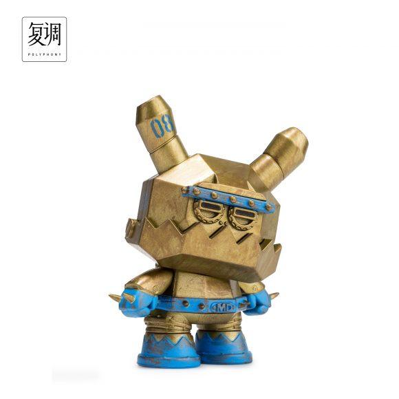 Kidrobot x Polyphony Mecha Dunny