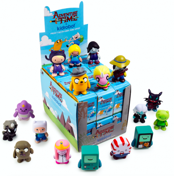 Kidrobot x Adventure Time Fresh To Death Mini Series