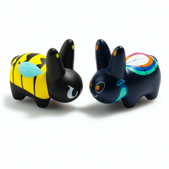 Kidrobot x Labbit Insect Kingdom