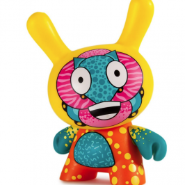 Kidrobot x Sekure D Codename Unknown