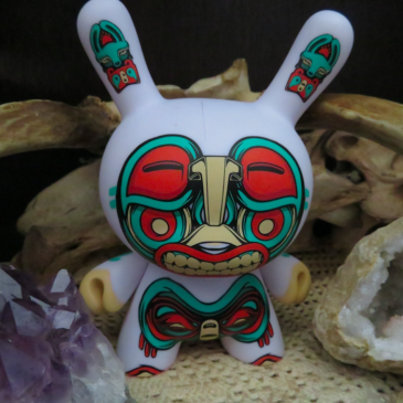 The Kuba Dunny by Mike Fudge Available Online Now!