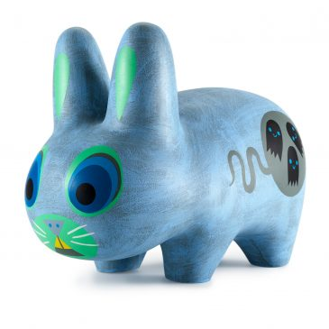 Labbit Appreciation Week: Scaredy Labbit by Amanda Visell