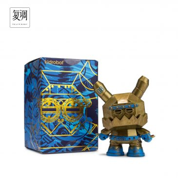 Kidrobot 3″ Mecha Dunny By Frank Kozik Online Now!