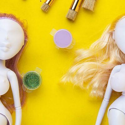 Vladonna DIY Alternative Fashion Doll by Kidrobot