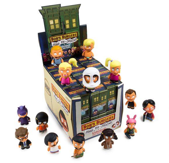 Kidrobot x Bob's Burgers Mini Series 2