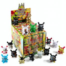 Kidrobot x Jean Michel Basquiat Dunny Series