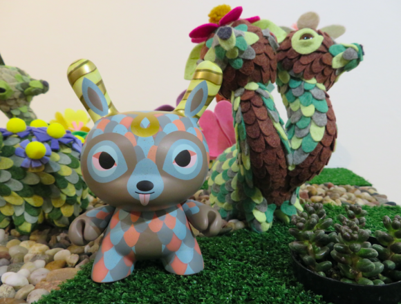 Kidrobot x The Horrible Adorables Dunnylope