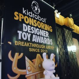 Kidrobot x Five Points Festival DTA Sponsorship