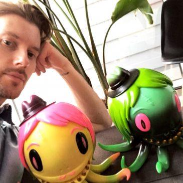 Kidrobot Artist Q&A With Nathan Jurevicius