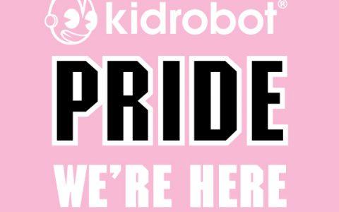 Kidrobot LGBTQ GAY Pride