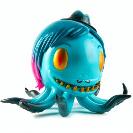 kidrobot x nathan Jurevicius Blister the Octopus medium Art Figure