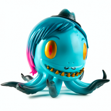 Blister The Octopus By Nathan Jurevicius Online Now!