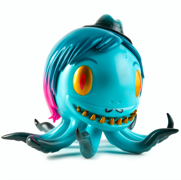 kidrobot x nathan Jurevicius Blister the Octopus medium Art Figure