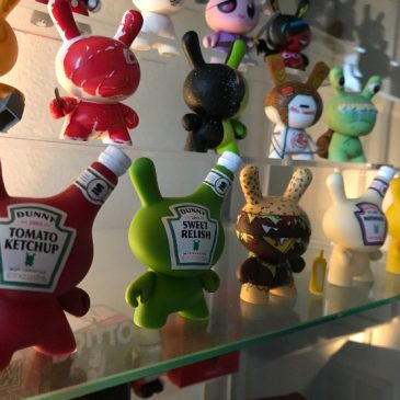 Kidrobot Dunny Collector Tells His Story… Why Dunnys?