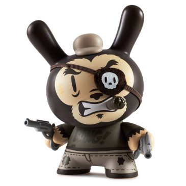 Kidrobot's Throwback Thursday: Jack Shiffa Dunny by Shiffa