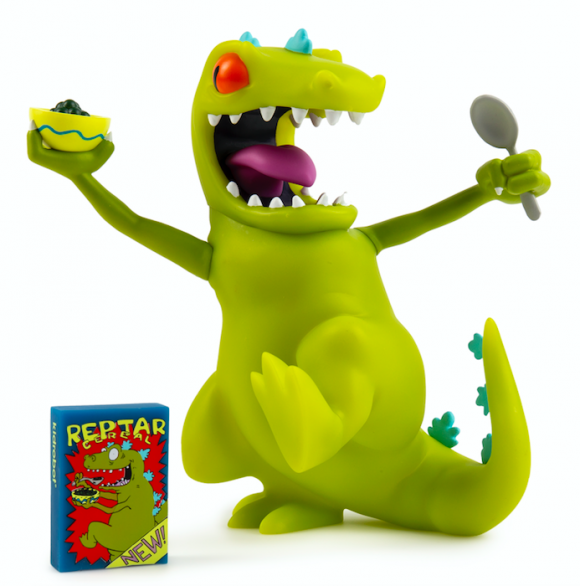 Kidrobot x Nick 90s Reptar Medium Figure