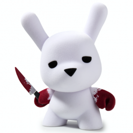 "Kidrobot x Luke Chueh 5"" Wannabe Dunny"