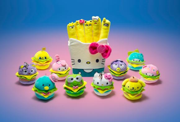 Kidrobot x Hello Kitty SDCC Prelaunch Plush