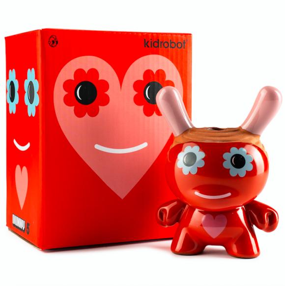 Kidrobot x Chia Dunny by Jeremyville