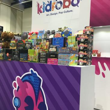 Kidrobot x San Diego Comic Con 2018: A Recap