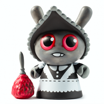 Kidrobot x City Cryptid Dunny Art Mini Series Artist: Amanda Louise Spayd