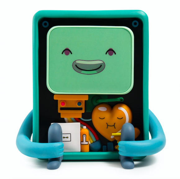 Kidrobot x Adventure Time BMO Medium Figure