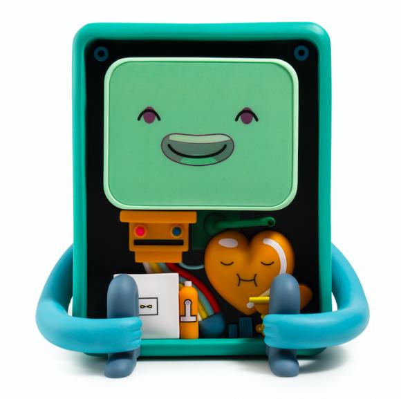 Kidrobot x Adventure Time BMO Medium Figure
