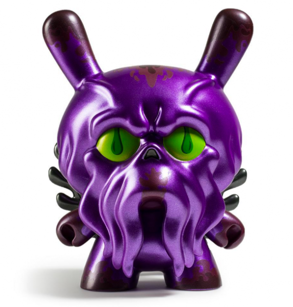 Kidrobot x King Howie Dunny by Scott Tolleson
